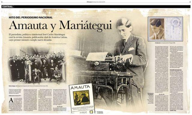 JOSÉ CARLOS MARIÁTEGUI EN EL COLEGIO SAN JUAN