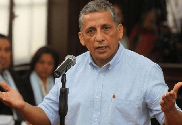 Antauro Humala promete acabar con todos los corruptos del país con medida radical