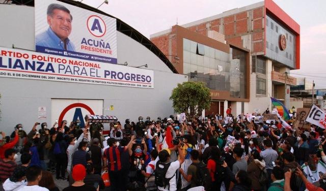 Continúan pugnas en Alianza para el Progreso tras crisis en partido