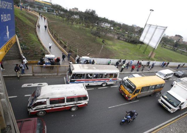 Transportistas anuncian paro del servicio para el próximo 3 de setiembre tras no llegar a acuerdo sobre subsidio