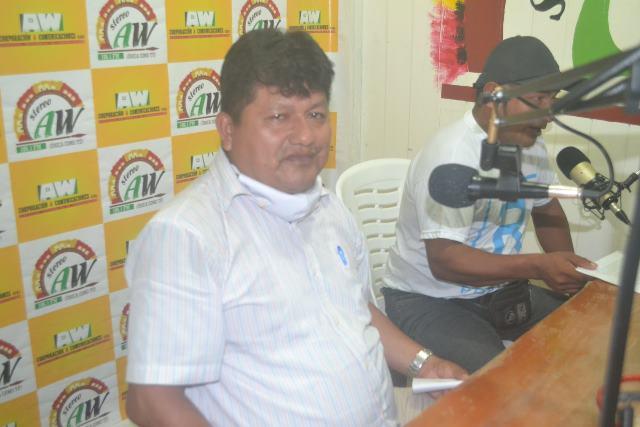 CC. PP Urakuza solicitan a las autoridades nacionales mayor control a extranjeros que ingresan a comercializar la topa