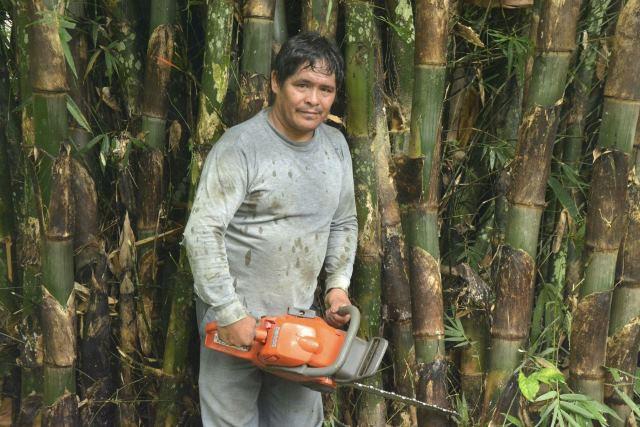 La Merced: exhibirán en feria bicicletas, jabones y sorbetes de bambú