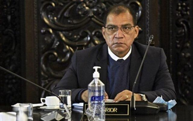 Luis Barranzuela: Comisión de Defensa del Congreso citó al ministro del Interior para el próximo lunes 18 de octubre