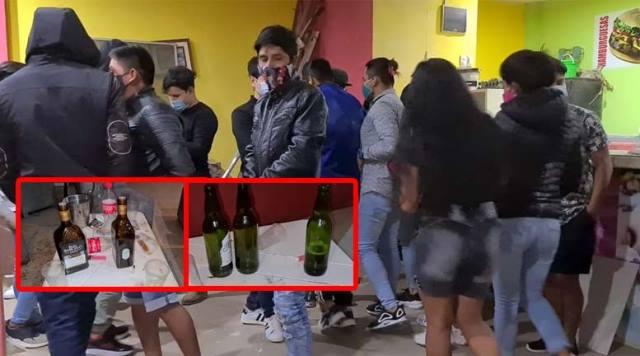 Chiclayo: Intervienen a 40 personas en una discoteca en plena pandemia