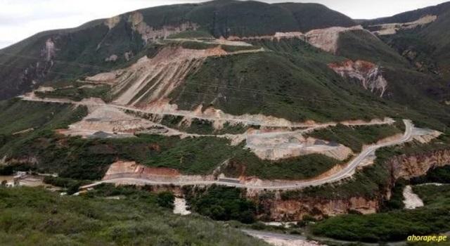 Adjudican construcción del saldo de obra de carretera Cáclic-Luya-Lámud