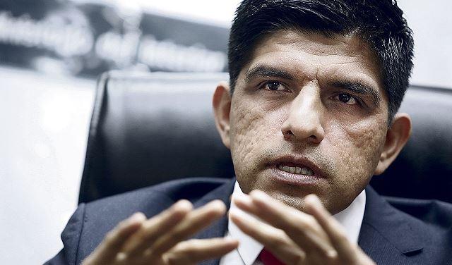 """Juan Carrasco: """"Luis Barranzuela no tendría la autoridad para exigir que los policías actúen correctamente"""""""