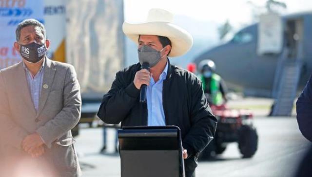 Pedro Castillo viajará a EE.UU para garantizar que en el Perú no hemos venido a expropiar a nadie