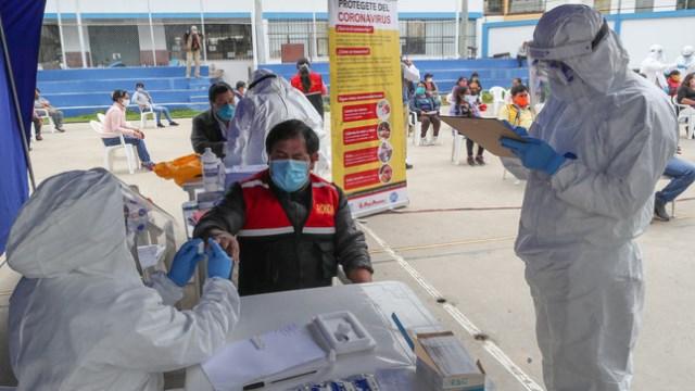 Gremios de salud piden que Cajamarca ingrese a cuarentena estricta