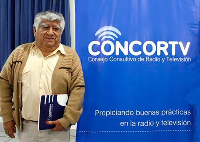 Don Chamo: su faceta como periodista