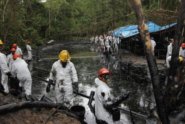 La pérdida de una parte del expediente judicial sobre el derrame de Chiriaco (2016) indigna a los afectados
