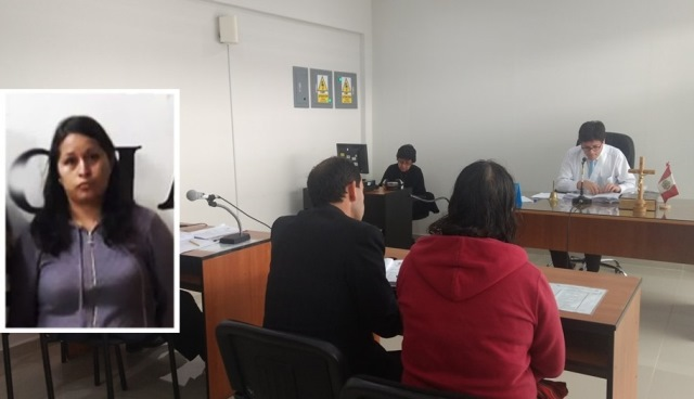 Siete meses de prisión preventiva para mujer que habría sido cómplice de asalto en Chachapoyas
