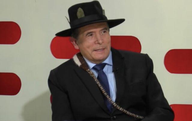 Ciro Gálvez: Yo no presenté ninguna renuncia al Ministerio de Cultura