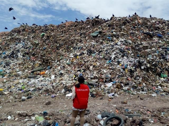 Contraloría alerta riesgos en gestión de residuos sólidos en 20 municipalidades de Amazonas