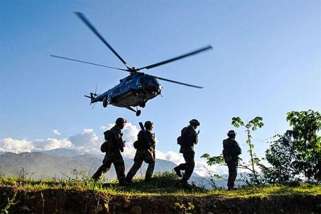 Militares que combatieron el terrorismo tendrán beneficios adicionales