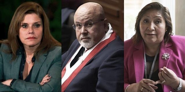 Las razones de Aráoz, Bruce y Choquehuanca para renunciar a la Bancada PPK