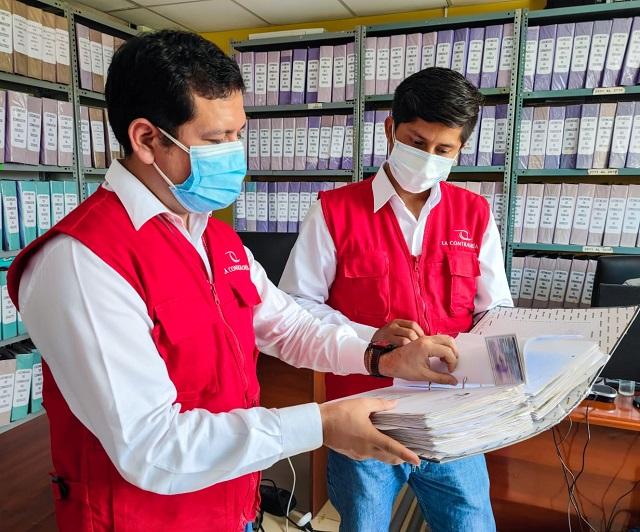Detectan perjuicio económico de S/ 532 mil por descuentos irregulares en papeletas de tránsito en Utcubamba - Amazonas