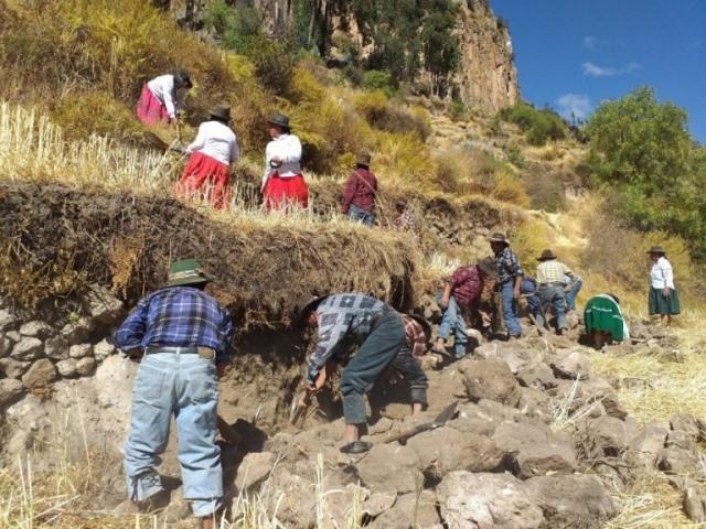 AGRO RURAL: revaloran andenes y cuencas de Perú a través de dos importantes publicaciones