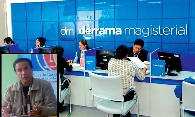 Derrama Magisterial (DM) debe reinventarse