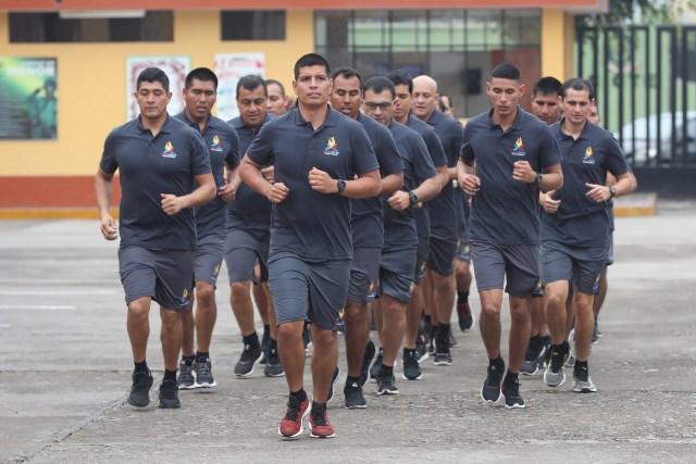 Comandos de las Fuerzas Armadas darán seguridad a portadores de la Antorcha Panamericana