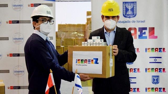 Embajada de Estados Unidos dona a bomberos de Perú equipos valorizados en 483 mil dólares