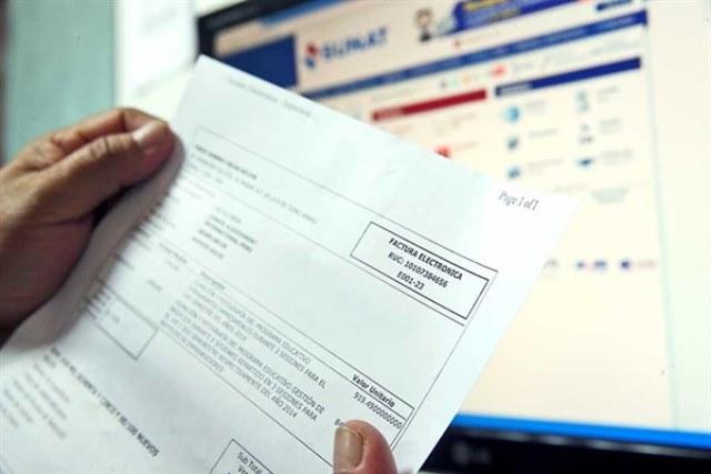 Más plazo para incorporarse a la facturación electrónica