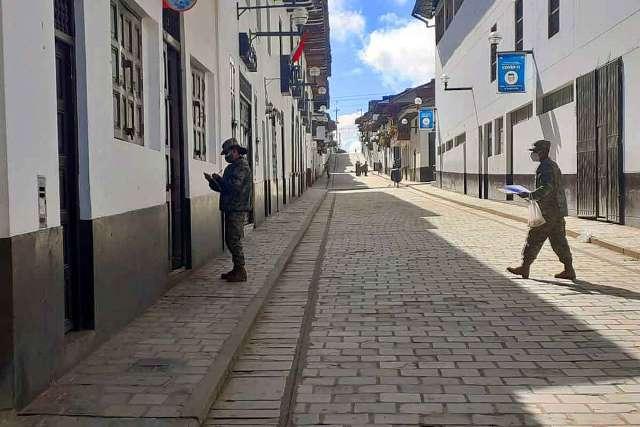 Chachapoyas: Ejército realiza encuesta para implementar operación Tayta