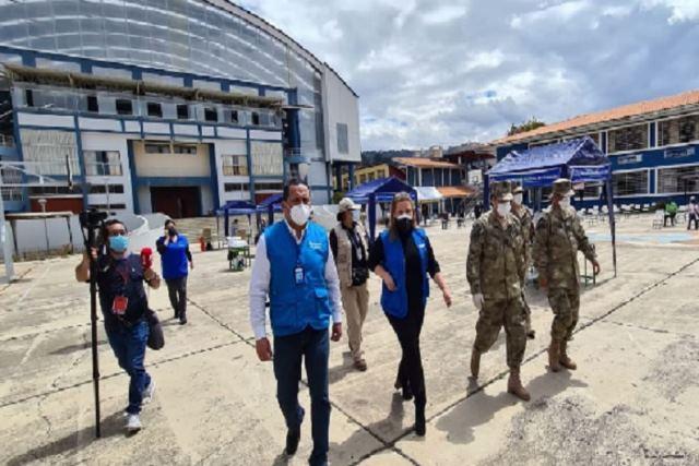 Coronavirus: Villa EsSalud Cajamarca estaría lista en 72 horas