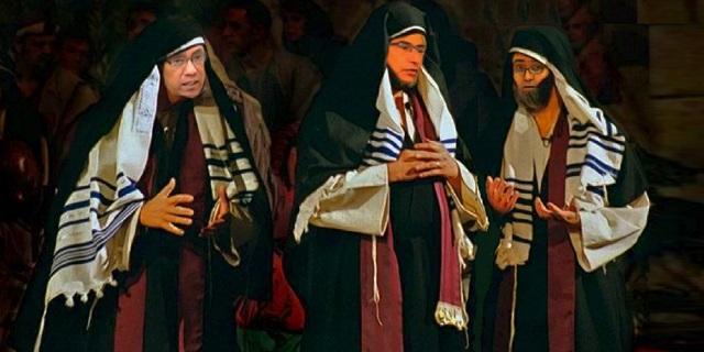 El club de los fariseos