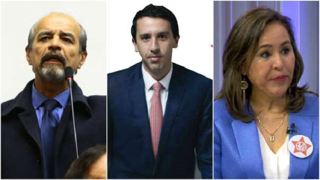 JEE Lima Centro declara improcedentes candidaturas de Mauricio Mulder y Mijael Garrido Lecca