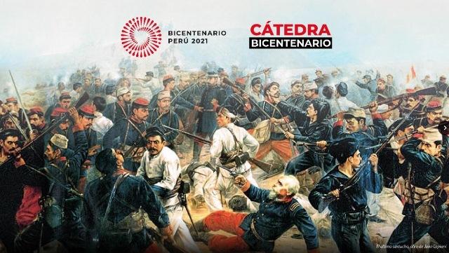 Cátedra Bicentenario analizará el impacto de las guerras en la construcción de la nación peruana