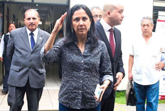 Nadine Heredia: amplían investigación en su contra en caso Club de la Construcción