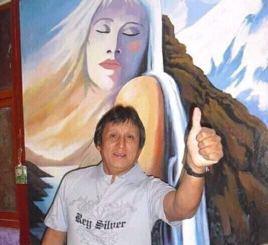 Hasta la eternidad profesor Julio César Hualpa Villavicencio