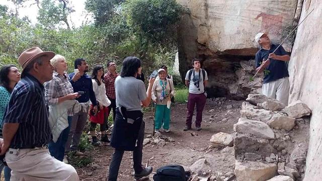 INAAK-UNTRM realizan presentación virtual del libro Iconografía del Arte Prehispánico en la Región Amazonas