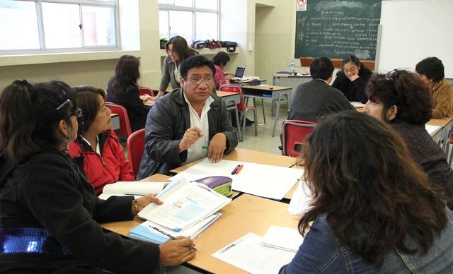 Más de 14 000 docentes con encargatura recibirán entre S/ 913 y S/ 2 293 adicionales a su sueldo