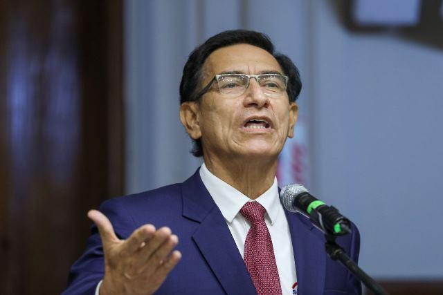 Comisión Permanente aprueba inhabilitar a Martín Vizcarra por cinco años