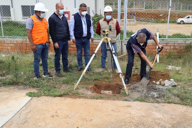 Inician construcción de Laboratorio de Biología Molecular de Amazonas