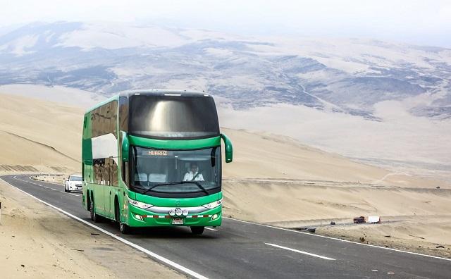 Se habilitará el transporte terrestre y aéreo entre regiones no focalizadas