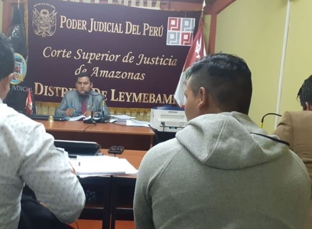 Prisión preventiva contra chofer que  presuntamente ocasionó accidente en comprensión del distrito de Balsas-Amazonas