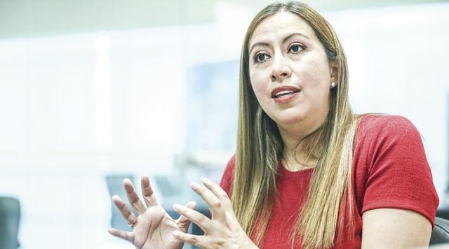 ¡¡¡ÚLTIMO MINUTO: !!! CHACHAPOYAS YA TIENE UNA CONGRESISTA EL 2021