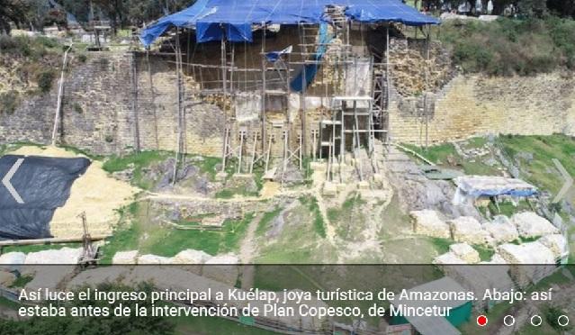 ¿Quién reconstruirá Kuélap?