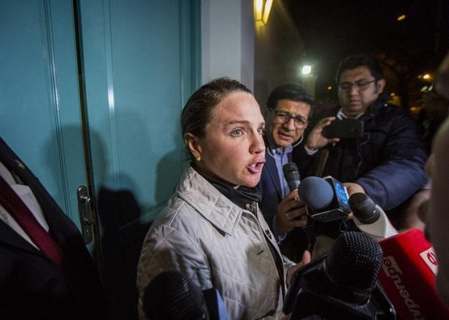 Apra inició proceso de expulsión de Luciana León antes de que ella solicitara su desafiliación