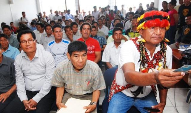 Santiago Manuin gana su última batalla: Tribunal Constitucional ordena que se brinde intérpretes a los awajun y wampis en los procesos judiciales