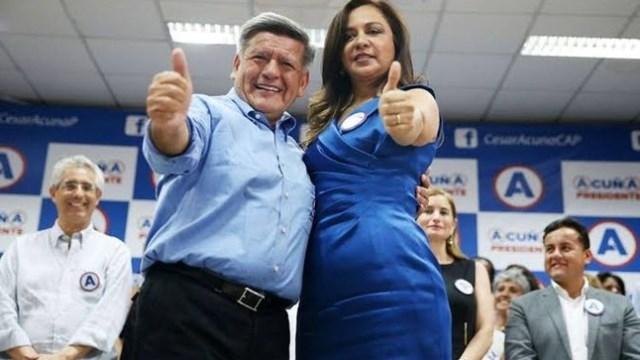 Marisol Espinoza fue expulsada del partido APP