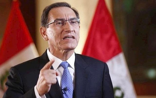 Fiscal Juárez Atoche pide declaración de Martín Vizcarra para el 3 de noviembre