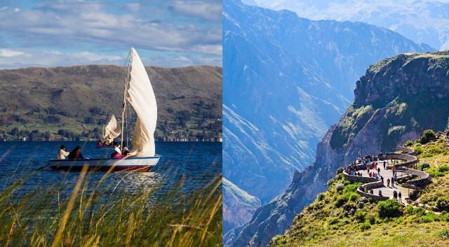 Lago Titicaca y el Valle del Colca obtienen la distinción más importante de un recurso turístico en el mundo