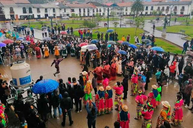 Chachapoyas: Pobladores incumplen medidas sanitarias