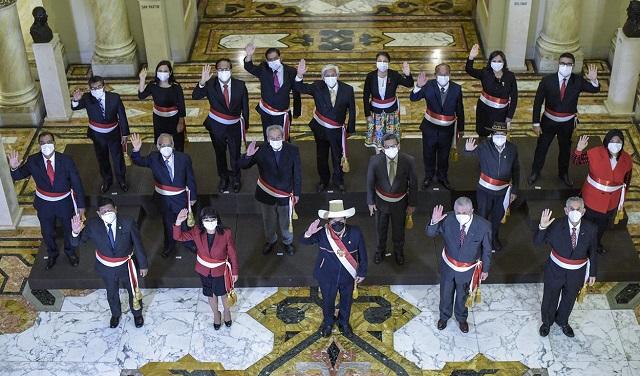 Gabinete ministerial se renueva con cuatro nuevos miembros
