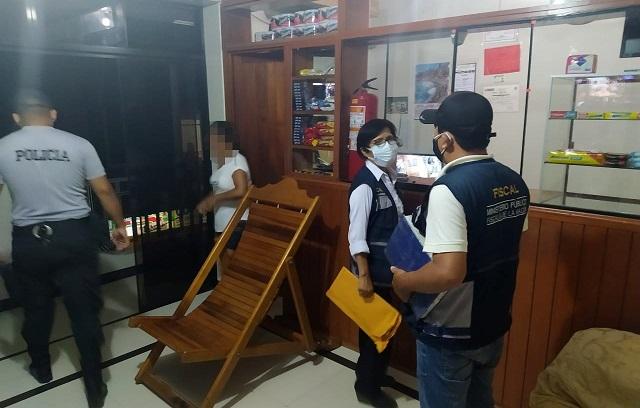 Ministerio Público de Condorcanqui previene delitos contra la salud pública y trata de personas