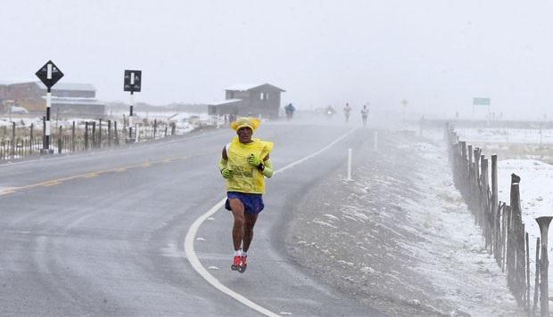 Pasco: la maratón más alta del mundo