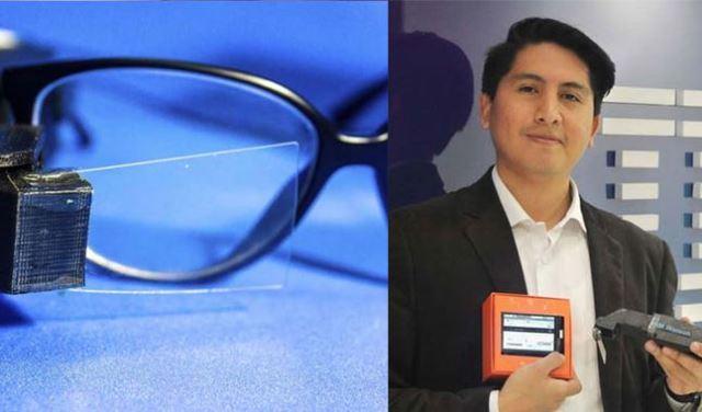 Orgullo nacional: Ingeniero peruano desarrolla visor para personas con discapacidad auditiva
